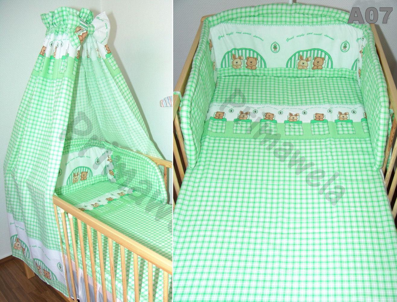 ausverkauf baby bettset 5 teiliges bettw sche himmel nestchen ebay. Black Bedroom Furniture Sets. Home Design Ideas